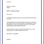 Lettres condoléances modèles