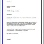 Lettre de condoléances collègue