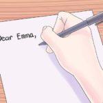 Rédiger une carte de condoléances
